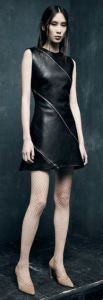 alexander_wang_pre_fall_prefall_collection_2015_black_dress