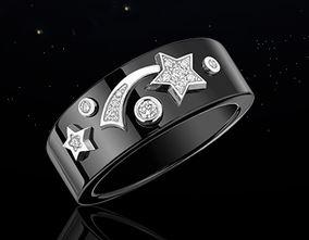 comete_comet_stars_ring_chane;