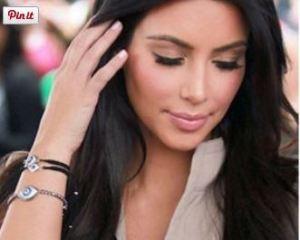 kim_kardashian_evil_eye_charm_bracelet_spring_2015_trends